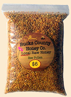 Local Raw Honey Bee Pollen- Lehigh Valley Pa