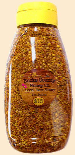 Local Raw Honey Bee Pollen - Lehigh Valley PA