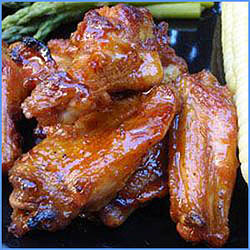Hot Honey Wings